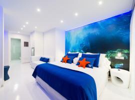 Wavia Hotel - Adults only, hotelli Las Palmas de Gran Canariassa