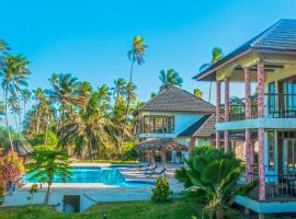 Zawadi Beach Villas, hotel in Matemwe