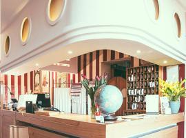 Hotel Sirenetta, hotel in Lido di Ostia