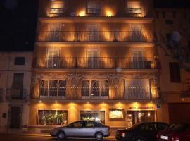 Hotel Tall de Conill, hotel cerca de Campo de Golf Port del Compte, Capellades