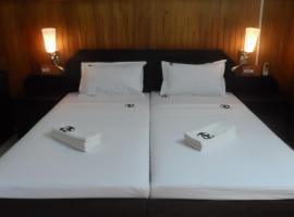Divine Bliss Beach Resort, accessible hotel in Varkala