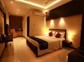 Hotel Mars Classic, hotel perto de Aeroporto Internacional de Chennai - MAA, Chennai