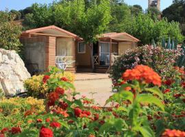 Camping Roca Grossa, camping in Calella