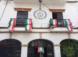 Hotel Estelar, hotel en Taxco de Alarcón