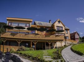 Lavik Fjord Hotell, hotel in Lavik