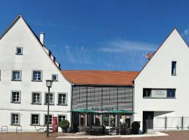 밤베르크에 위치한 호텔 Tandem Hotel