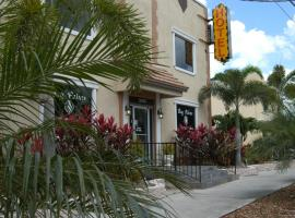 Hyde Park Hotel, boutique hotel in Tampa