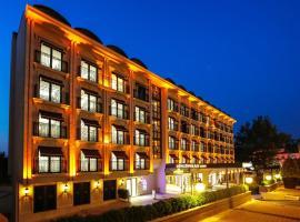 Gonluferah City Hotel, accessible hotel in Bursa