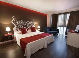 Hotel Teruel Plaza, hotel in Teruel