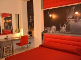 Hotel Villa Glicini, hotell i Pinerolo