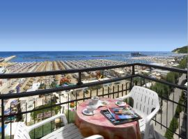 Hotel Alba, hotel near Aquarium of Cattolica, Gabicce Mare
