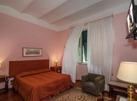 Hotel Rex, отель в Лукке