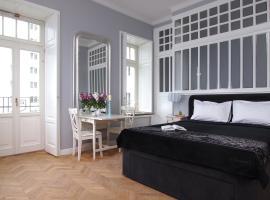 Warsaw Concept – apartament z obsługą w Warszawie