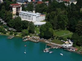 Seehotel Europa, Hotel in Velden am Wörthersee