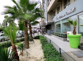Tempo Residence Comfort Izmir, appartement in İzmir