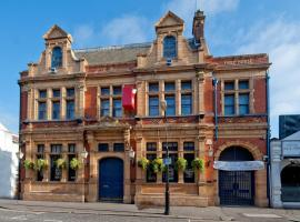 The Last Post Wetherspoon Hotel, hotel near London Southend Airport - SEN,