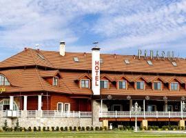 Hotel Parasol – hotel w Nieporęcie
