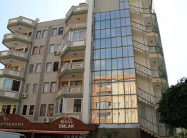 Aygun Apart, жилье с кухней в Махмутларе