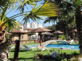 Apart Hotel Gran Pacifico, hotel en La Serena