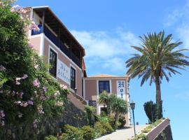 Hotel Rural Ibo Alfaro, hotel v mestu Hermigua