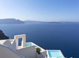 Canaves Oia Suites & Spa, hotel in Oia