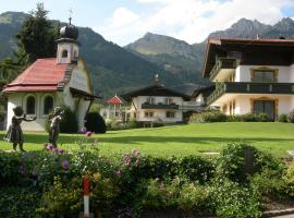 S'Hoamatl, Hotel in der Nähe von: Hahnenkammbahn Höfen, Hofen