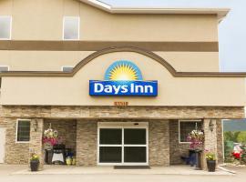 Days Inn by Wyndham Chetwynd, hotel em Chetwynd