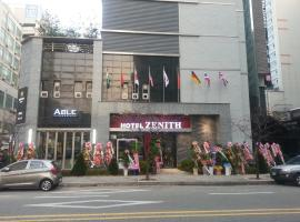 Hotel Zenith, hotel near Gimpo International Airport - GMP, Bucheon