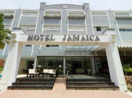 Jamaica Hotel, hotel en Punta del Este