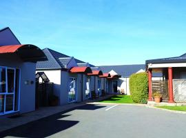 Airport Birches Motel, hotel near Christchurch International Airport - CHC,
