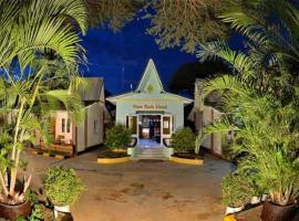 New Park Hotel, hotel in Bagan