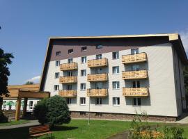 Hotel Srní depandance - Šumava, hotel v Srní