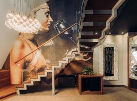 UNO Design Hotel, Hotel in Odessa