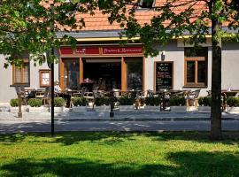 Pension & Restaurant Patriot Trnava, hotel v blízkosti zaujímavosti Kaštieľ Jaslovské Bohunice (Trnava)
