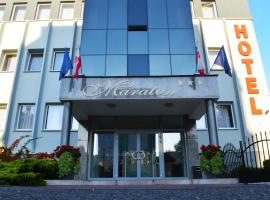 Hotel Maraton – hotel w pobliżu miejsca PKP Bydgoszcz Główna w Bydgoszczy