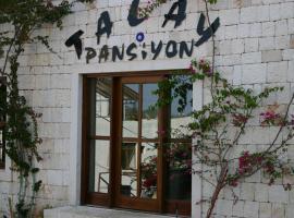 Talay Pansiyon, отель в Каше