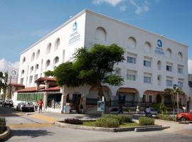 Hotel Antillano, hotel near Cancun Bus Station, Cancún