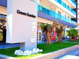Green Garden Suites Hotel, отель в городе Аланья