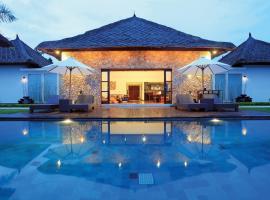 Villa The Jiwa, villa in Tanjung