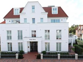 Haus Anna - Wohnung 3, Hotel in der Nähe von: Insel Museum Wangerooge, Wangerooge