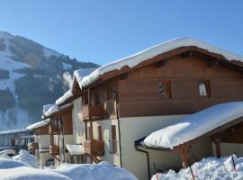 Bergwelt Appartements - Haus Nord, hotel near Berg Practice Ski Lift, Brixen im Thale