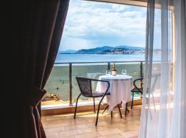 Park Lakeside Hotel, отель в Охриде