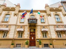 Golden Royal Boutique Hotel & Spa, hotel v Košiciach