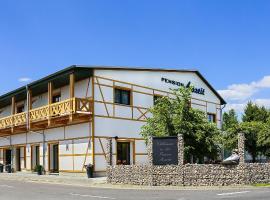 Pension Auszeit, Hotel in Drahnsdorf