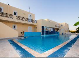 Manine Apartments, serviced apartment in Kos Town