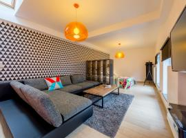 Smartflats City - Brusselian, apartment in Brussels