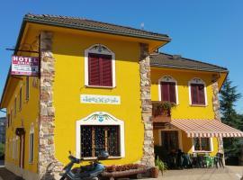 Hotel Stelvio, hotel in Varese