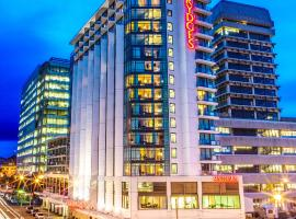 Rydges Wellington, hotel in Wellington