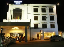 The Manor Hotel, hotel near Aurangabad Airport - IXU, Aurangabad