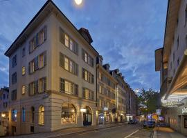 Sorell Hotel Rütli, hotel in 1. Zurich Old Town - City Center, Zurich